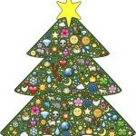 Куда поставить елку в 2017 году?