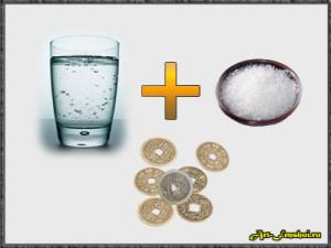 солевое средство фен-шуй