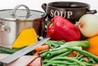 летний суп из морковки
