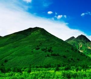 зеленая гора 1
