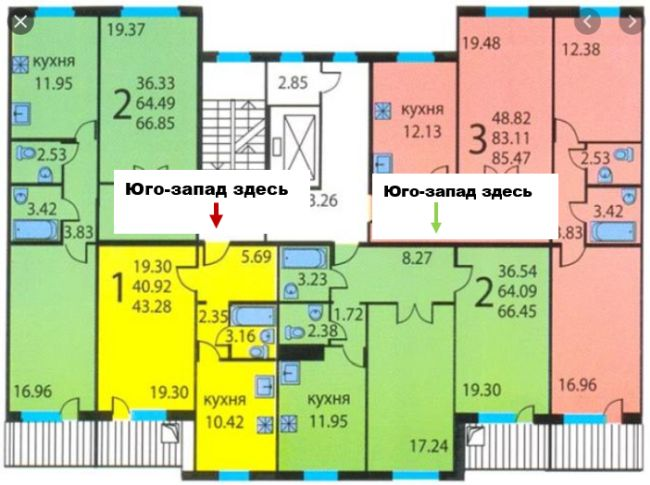 план дома2
