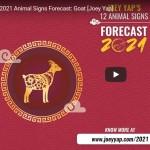 Прогноз на  2021 год от Джое Япа. 2 часть