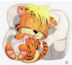 тигры2